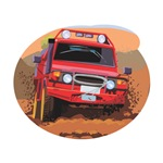 Offroading Graphic
