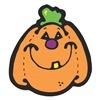Cute Jack-O-Lantern Pumpkin