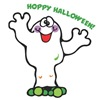 Froggy in Ghost Costume