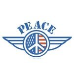 Patriotic Peace Design