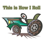 How I Roll (Farming Tractor)