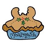 Cute Mooseberry Pie Design