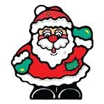 Happy Little Santa Claus