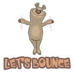 Let's Bounce Brown Bear