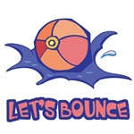 Let's Bounce Beach Ball