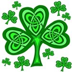 Celtic Shamrocks