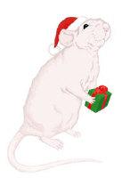 <B>Santa Rat</B>