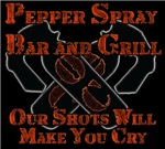 Pepper Spray Bar and Grill