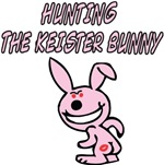 Hunting the Keister Bunny