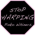 Stop Harping!