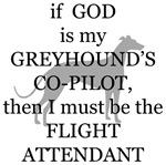 Greyhound Attendant