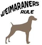 Weimaraners Rule