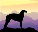 Purple Mountain Borzoi