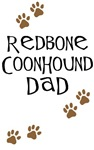 Redbone Coonhound Dad