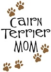 Cairn Terrier Mom