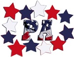 PATRIOTIC PA W/ STARS (PHYSICIAN ASSISTANT)