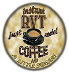 INSTANT RVT - JUST ADD COFFEE! REGISTERED VASCULAR
