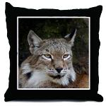 Siberian Lynx Pillows