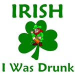Funny St. Patrick's Day T-shirts