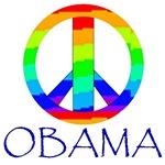Rainbow Peace Obama_2