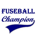 Fuseball Champion T-shirts