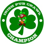 Funny Irish Saint Patrick's Day Beer T-shirt