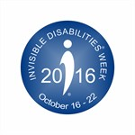 2016 Invisible Disabilities Week
