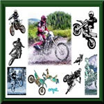 Off-road motorcycle Designs
