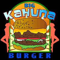 Pulp Fiction- Big Kahuna Burger