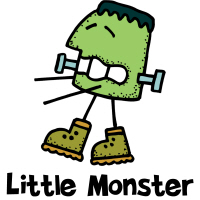 Little Frankenstein Monster T Shirts Gifts