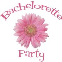 Gerber Daisy Bachelorette Party Wedding T-Shirts
