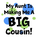 My Aunt Is Making Me A BIG Cousin!