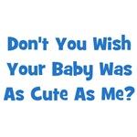 Baby Cute As Me - Blue