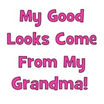 Good Looks from Grandma - Pink