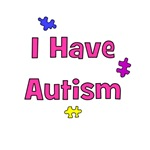 I Have Autism (pink)