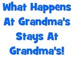 What Happens At Grandmas Blue