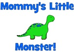Mommy's Little Monster - Dinosaur