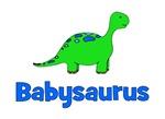 Babysaurus dinosaur