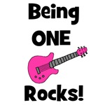 Being ONE Rocks! pink