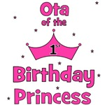 Ota of the 1st Birthday Princess!