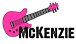 Guitar - McKenzie - Pink