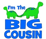 I'm The BIG Cousin! Dinosaur