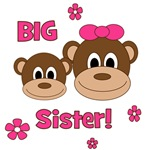 I'm The BIG Sister - Monkey