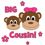 I'm The Big Cousin! Monkey