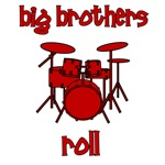 Big Brothers Roll! DRUMS