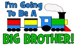 I'm Going To Be A Big Brother! TRAIN