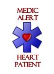 Medic Alert: Heart Patient