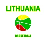 Lithuania Basketball t-shirts