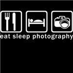 Cute eat sleep photography