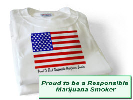 Responsible Marijuana Smoker